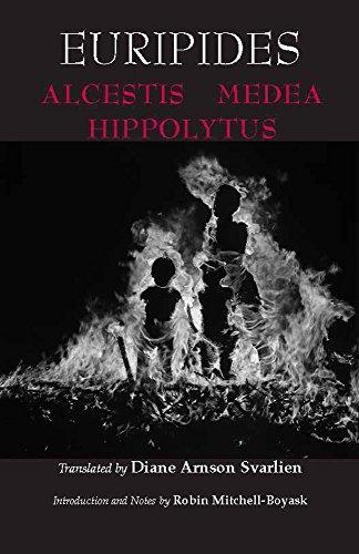 9780872208223: Alcestis, Medea, Hippolytus