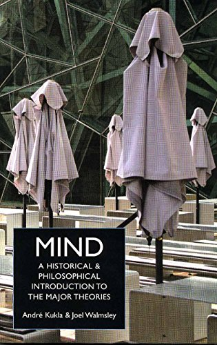 9780872208322: Mind: A Historical and Philosophical Introduction to the Major Theories