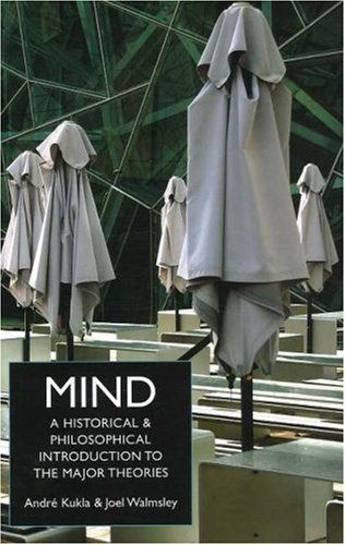 9780872208339: Mind: A Historical and Philosophical Introduction to the Major Theories