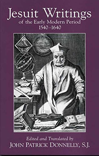 9780872208391: Jesuit Writings of the Early Modern Period: 1540ýý1640