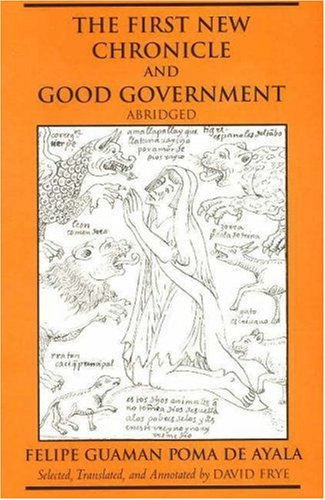9780872208421: First New Chronicle and Book of Good Government (Hackett Classics)