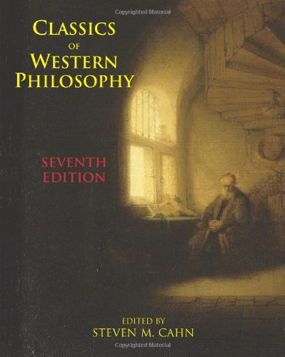 9780872208599: Classics of Western Philosophy