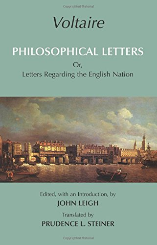 9780872208810: Voltaire: Philosophical Letters: Or, Letters Regarding the English Nation (Hackett Classics)