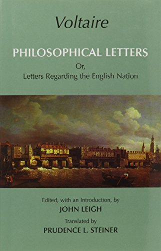 Philosophical Letters, or , Letters Regarding the English Nation