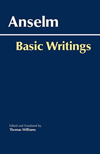 9780872208957: Anselm: Basic Writings (Hackett Classics)