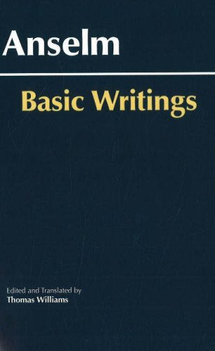 9780872208964: Anselm: Basic Writings (Hackett Classics)