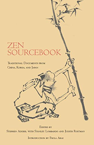 9780872209091: Zen Sourcebook: Traditional Readings from China, Korea, and Japan