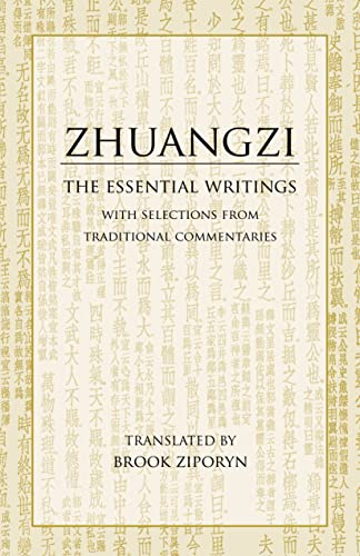 9780872209114: Zhuangzi: The Essential Writings: With Selections from Traditional Commentaries (Hackett Classics)