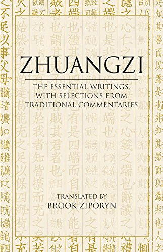 9780872209121: Zhuangzi: The Essential Writings: With Selections from Traditional Commentaries (Hackett Classics)