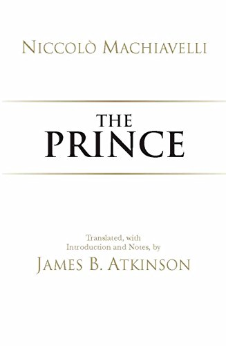 9780872209190: The Prince (Hackett Classics)