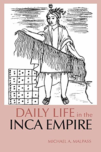 9780872209329: Daily Life in the Inca Empire (The Daily Life Through History Series)