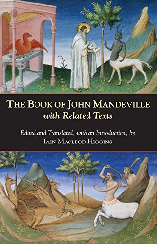 9780872209350: The Book of John Mandeville: with Related Texts (Hackett Classics)