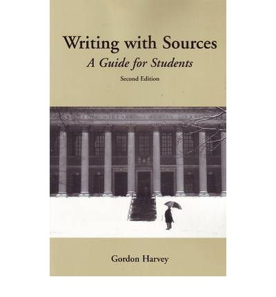 9780872209435: Writing with Sources: A Guide for Harvard Students (2nd Edition)
