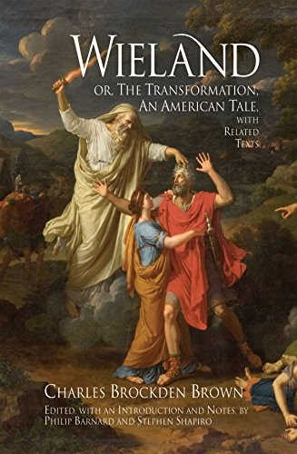 9780872209749: Wieland; or The Transformation: with Related Texts (Hackett Classics)