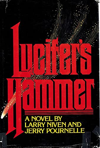 LUCIFER'S HAMMER [SIGNED]: Niven, Larry and