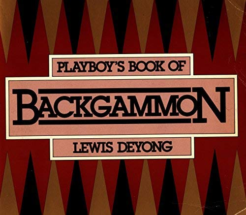 9780872235229: Playboy's Book of backgammon