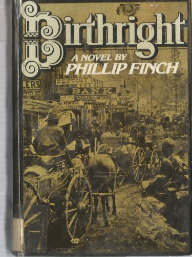 Birthright: Finch, Phillip