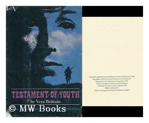 9780872236714: Testament of Youth / Vera Brittain