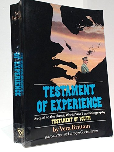 9780872236820: Testament of Experience