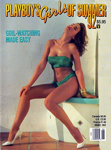 9780872239043: Playboy's Girls of Summer, '92