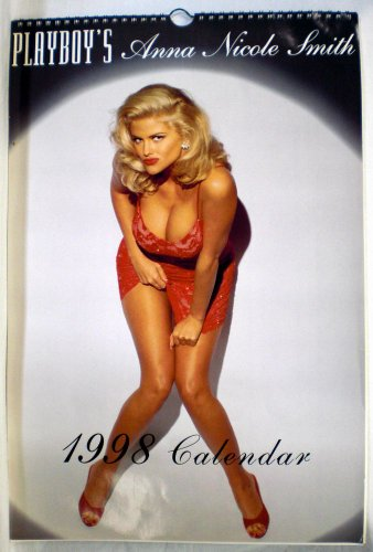 9780872239197: Cal 98 Playboy Anna Nicole Smith