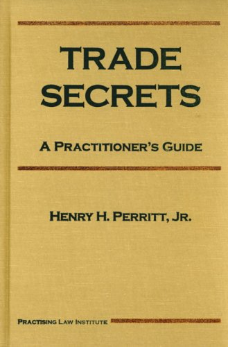 9780872240735: Trade Secrets: A Practitioner's Guide