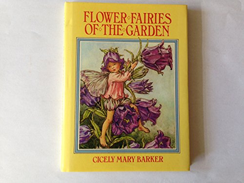9780872260214: Flower fairies of the garden: Poems and pictures
