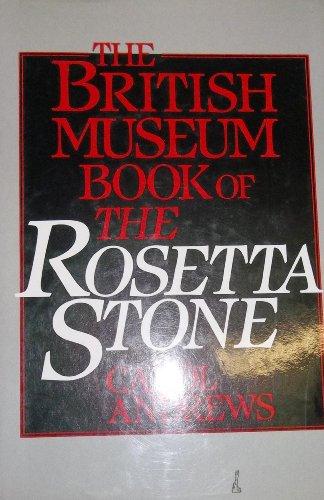 9780872260344: The British Museum Book of the Rosetta Stone