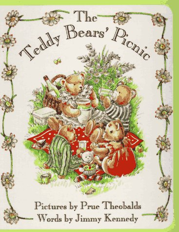 9780872260856: The Teddy Bears Picnic