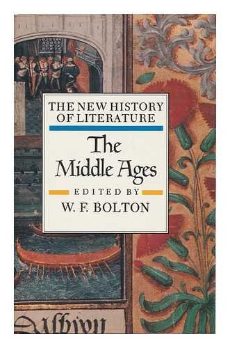 9780872261259: The Middle Ages (New History of Literature)