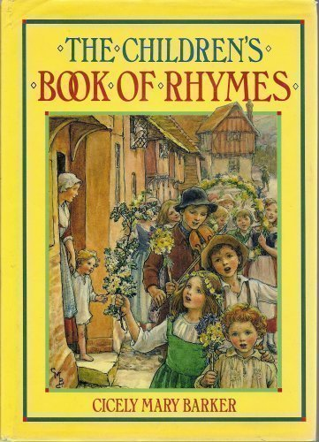 9780872261501: The Children's Book of Rhymes