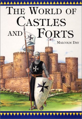 9780872262782: The World of Castles and Forts