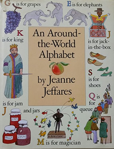 An Around-The-World Alphabet