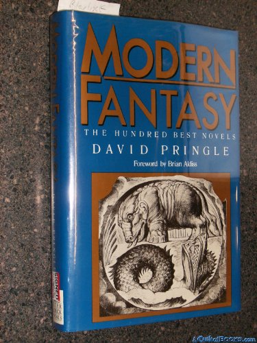9780872263284: Modern Fantasy: The Hundred Best Novels : An English-Language Selection, 1946-1987