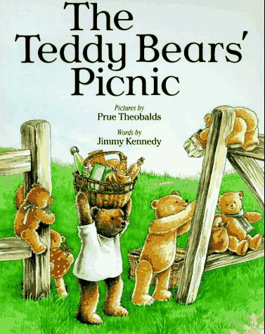 9780872264243: Teddy Bear's Picnic
