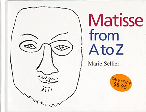 9780872264755: Matisse from A to Z (Artists from A to Z)