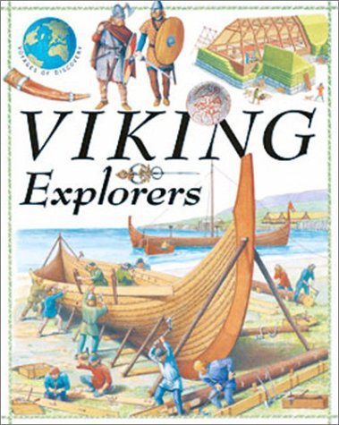 9780872264861: Viking Explorers