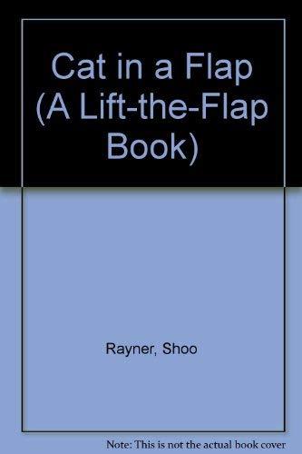 9780872265011: Cat in a Flap (A Lift-the-Flap Book)