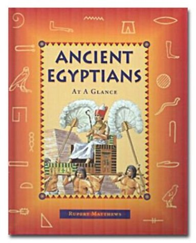 9780872265547: Ancient Egyptians
