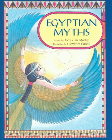 9780872265899: Egyptian Myths