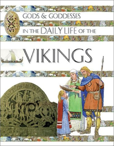 9780872265943: In the Daily Life of the Vikings