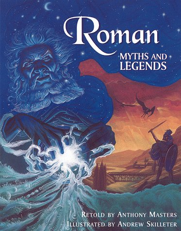 9780872266087: Roman Myths and Legends
