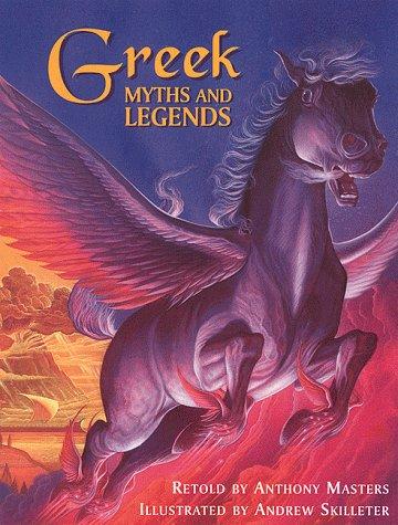 9780872266094: Greek Myths and Legends