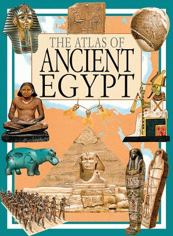 9780872266100: The Atlas of Ancient Egypt