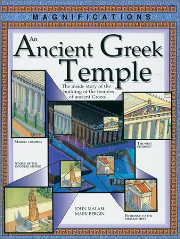 9780872266520: An Ancient Greek Temple