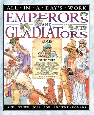 Emperors and Gladiators (9780872266612) by Anita Ganeri