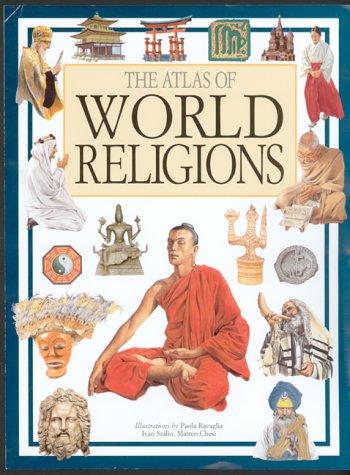 9780872266919: The Atlas of World Religions