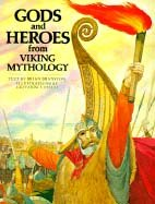 9780872269064: Gods and Heroes from Viking Mythology (The World Mythology Series)