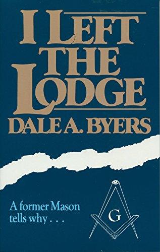 9780872271272: I Left the Lodge