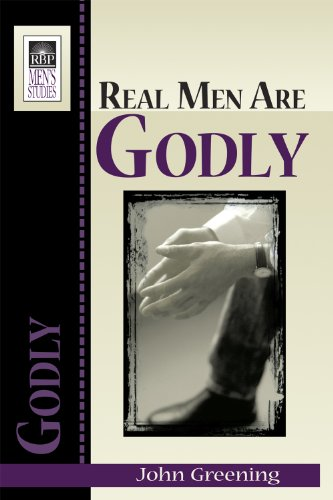 9780872272118: Real Men Are Godly